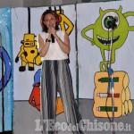 Foto Gallery: Pinerolo: Spettacolo di fine anno per la scuola  di canto Albert Music.