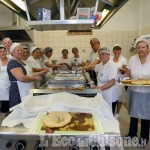 Foto Gallery: Vinovo: 7° festival della pizza montanara, una tradizione di successo