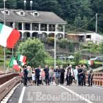 Foto Gallery: Torre Pellice: taglio del nasto al nuovo ponte Bertenga