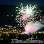 Foto Gallery: Villar Perosa: la magia dei fuochi d'artificio