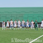 Foto Gallery: Calcio: Bra sfida Fossano sul nuovo campo sintetico di Cantalupa