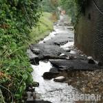 Foto Gallery: Un fiume in mezzo alle strade della valle Infernotto