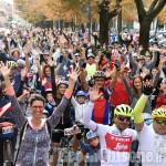 """Foto Gallery: """"Pinerolo pedala"""", oltre 500 iscritti"""