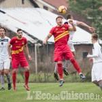 Foto Gallery: Calcio: Pancalieri e Cavour si dividono la posta nel derby