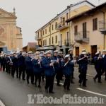 Foto Gallery: Castagnole: Carabinieri in festa
