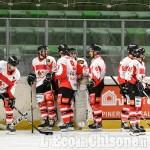 Foto Gallery: Hockey ghiaccio, la voglia di vincere della Valpeagle contro Bressanone
