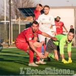Foto Gallery: Calcio Eccellenza: Chisola batte Pinerolo, a Vinovo l'incubo della Coppa si rinnova