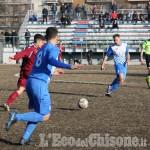 Foto Gallery: Calcio Promozione: Pancaliericastagnole, secca vittoria a Nichelino