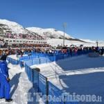 Foto Gallery: Sci alpino grandi emozioni al Colle con Brignone al top di manche