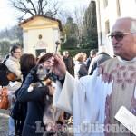 Foto Gallery: Pinerolo: Al Colletto la festa di Sant' Antonio