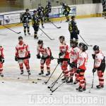 Foto Gallery: Hockey ghiaccio Ihl, per la Valpeagle sfida interna di Master Round contro Appiano