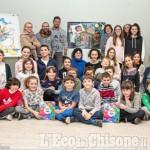 Foto Gallery: Castagnole: entusiasmo e pienone al laboratorio di disegno in stile Walt Disney