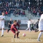 Foto Gallery: Calcio: il big match Saluzzo-Derthona termina con un pareggio a reti bianche