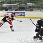 """Foto Gallery: Hockey ghiaccio, nel deserto del """"Cotta"""" dopo 40'Valpe avanti 3 a 1"""