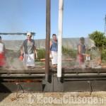 Foto Gallery: Castagnole,  Festa patronale in versione ridotta, carne take-away dalla Pro Loco