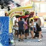 Foto Gallery: Vinovo: il luna park, unica attrazione ammessa alla festa patronale