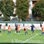 Foto Gallery: Calcio: primo allenamento congiunto per il Pinerolo di Eccellenza