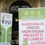 """Foto Gallery: """"Vini all'insù"""": rassegna dei vini di montagna, buona la prima"""