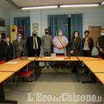 Foto Gallery: Osasio. si è insediato il nuovo Conisglio comunale