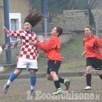 Foto Gallery: Calcio serie C femminile: Nichelino Hesperia-Aosta 1-0