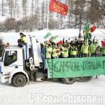 Foto Gallery: Campionato italiano di auto su ghiaccio a Pragelato: vince Davide Brunet
