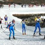Foto Gallery: Prali, gara di Campionato regionale sci di fondo