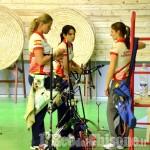 Foto Gallery: Nazionale spagnola di tiro con l'arco a Cantalupa