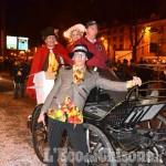 Foto Gallery: Dopo i rinvii, finalmente sfila il Carnevale a Pinerolo