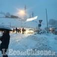 Sestriere: la nevicata per immagini da domenica 7 a martedì 9 gennaio