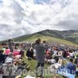 Il concerto di Ferragosto con vista sul Monviso