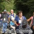 """Luserna San Giovanni: la """"Spizzica e cammina"""" per l'Alzheimer"""