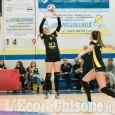 Volley: vince di fronte al pubblico amico il Bzz Piossasco contro Busto Arsizio.