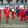 Calcio Eccellenza Pinerolo trova finalmente la vittoria nello scontro salvezza contro la Santostefanese.