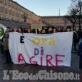 I Fridays for future del Pinerolese: tutti con Greta in Piazza Castello