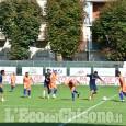 Calcio: primo allenamento congiunto per il Pinerolo di Eccellenza