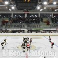 Hockey ghiaccio, sonante vittoria e Canale show per la prima interna della Valpeagle