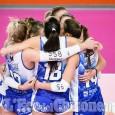 Volley serie A2 donne, ancora Pinerolo entusiasmante: 3 a 0 al Marsala