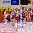 Volley serie A2 donne, grande Pinerolo: 3-0 nel derby in casa del Cus