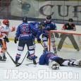 Hockey ghiaccio Ihl1, grande impresa della Valpe a Milano nella gara 1 di semifinale: all'overtime decide Rosso