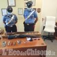 Nichelino: spara al vicino di casa con un fucile ad aria compressa, arrestato 46enne