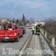 Bricherasio: ancora senza nome il 30enne che si è buttato dal ponte di Bibiana