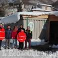 Tecnici del Comune di Pinerolo in aiuto al Comune di Castelsantangelo, nelle Marche