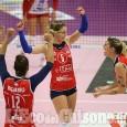 Volley serie A2 femminile, orgoglio pinerolese ma derby al Mondovì