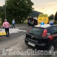 Sangano: schianto tra moto e auto, muore un biker 27enne