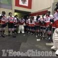 Hockey ghiaccio italian division 1, derby alla Valpeagle: 10 a 1 su Pinerolo