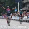 Ciclismo donne, in Abruzzo Gasparrini anche campionessa italiana su strada junior