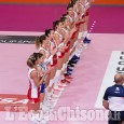 Volley A2 femminile, Pinerolo mal di trasferta: si arrende al Sassuolo