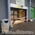 Nichelino: furgone-ariete per sfondare la saracinesca del centro commerciale