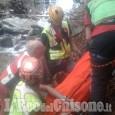 Pinasca: trovato morto in un burrone, è l'anziano scomparso di Villafranca