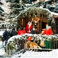 Pragelato: Babbo Natale ha ricevuto le letterine nella casetta della Pro loco